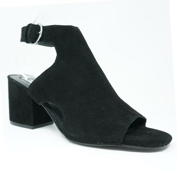 60b96f25458 NWOB Steve Madden Bedford Mule Sandals Black